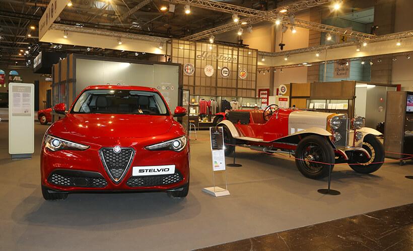 Mostra Corse Italiane Alfa Romeo Rl Super Sport Mm