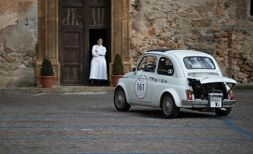 Fiat 500 Abarth Classiche 595 Conversion Kit